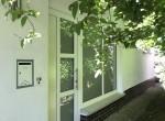 Eingangstür Studio